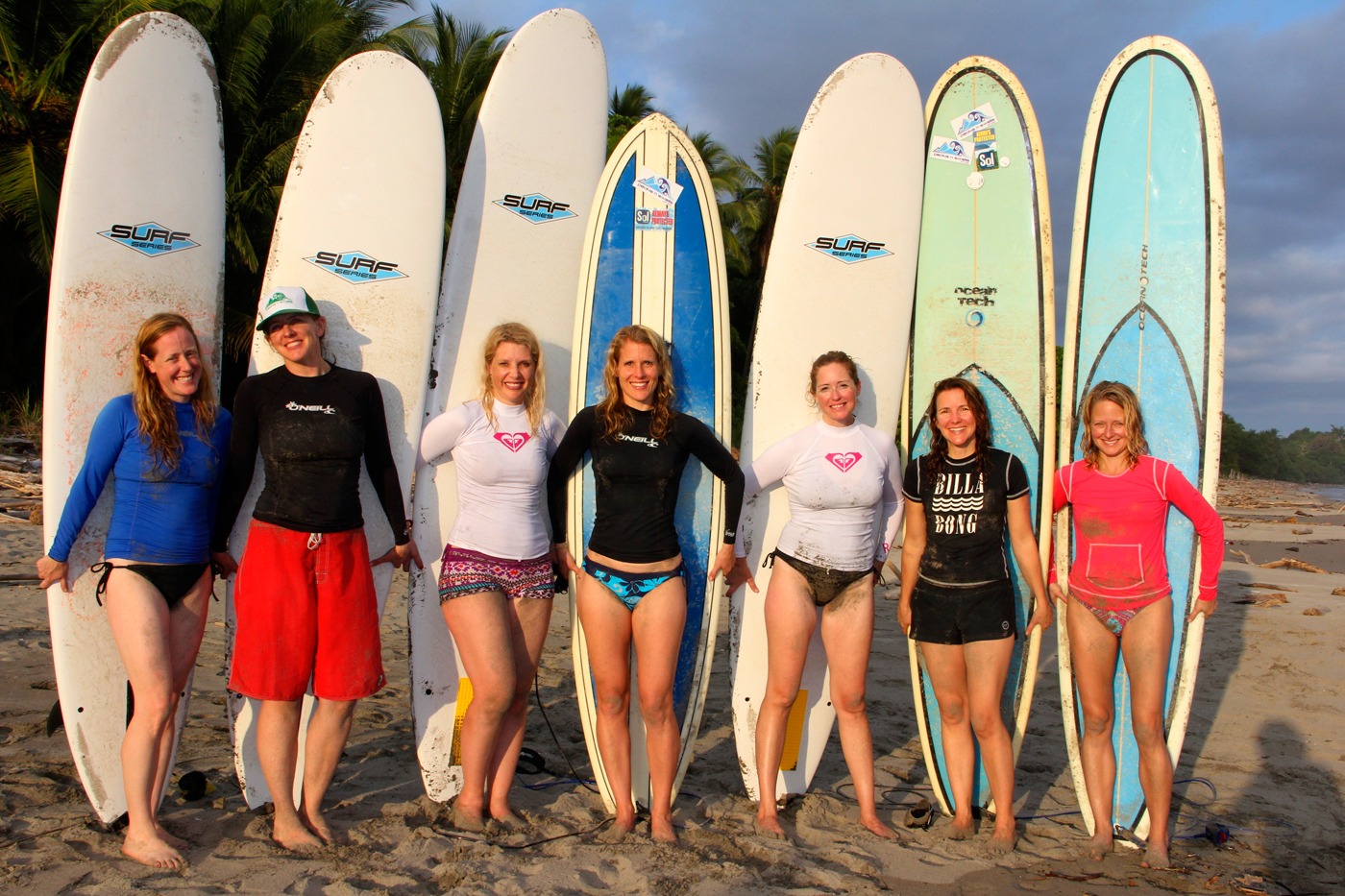 Why every mom should go to surf camp.