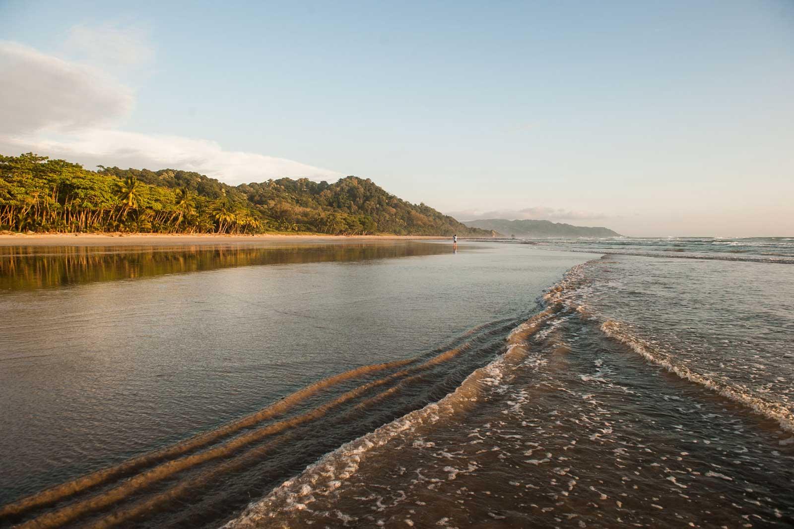 Peaks n Swells Surf Camp has an unbeatable location
