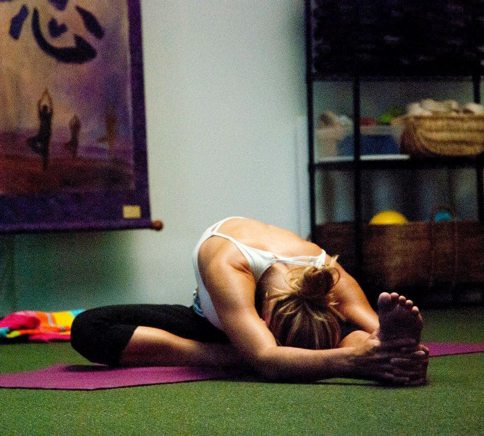Flexibility for surfing