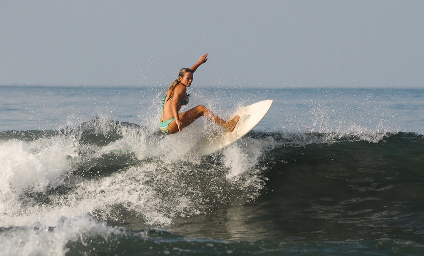 Strength and surfing fitness tips