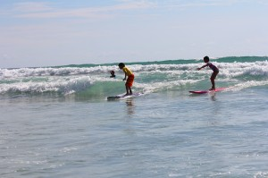 Family surf camp review