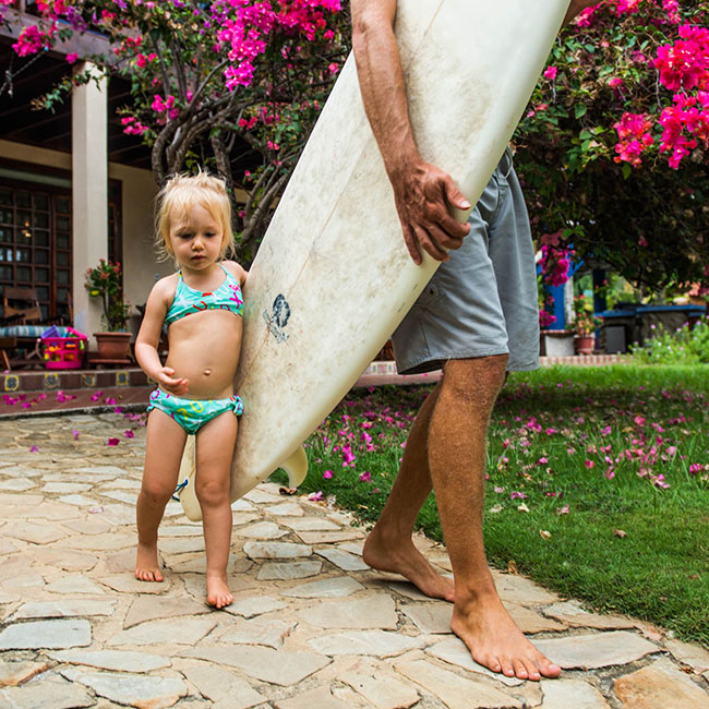Family Surf Camps in Costa Rica
