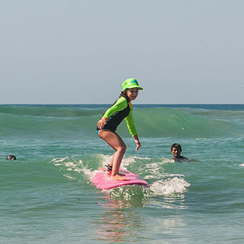 Family Surf Camp in Costa Rica
